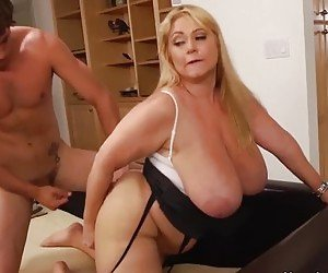 Mature Cum On Tits Videos